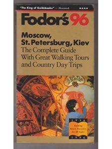 Fodor's moscow tour  st petersburgs
