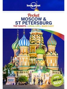 Lonely Planet moscow tour  st petersburgs