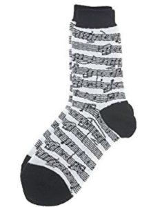 AIM Gifts music  socks