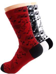 DiaryLook music  socks