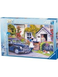 Ravensburger nurse  jigsaws