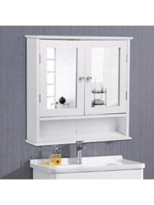 Monumart organizer  glass 3 shelf vanities