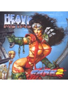 Restless ost  heavy metals