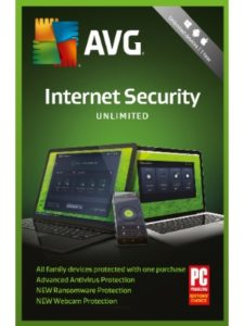 AVG pc  virus securities