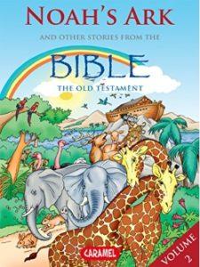 Joël Muller peace  bible stories