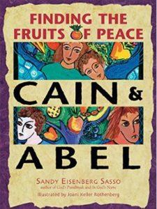 Rabbi Sandy Eisenberg Sasso peace  bible stories