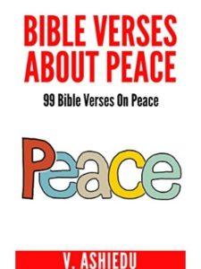 V. Ashiedu peace  bible stories