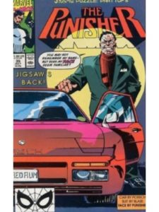 Marvel Comics Group punisher  jigsaws
