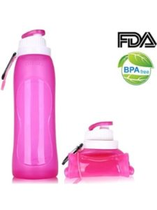 Junxave    que collapsible water bottles