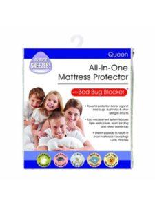 Bed Bug Blocker queen mattress protector  bed bugs