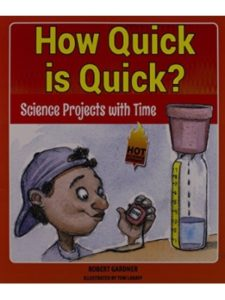 Robert Gardner quick  science experiments