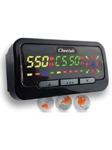 Cheetah Advanced Technologies Ltd red  light radar detectors