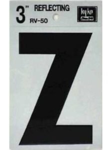 Hy-Ko Products Co reflective  house number plaques