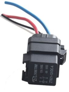 E Support relay kit  electric fuel pumps