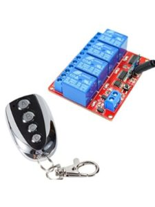 H HILABEE relay  tv remote controls