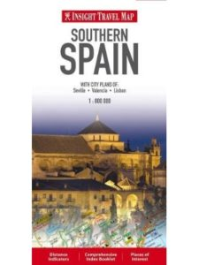 APA Publications Limited road map  southern spains