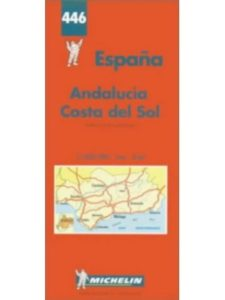 Michelin Travel Publications road map  southern spains