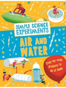 Chris Oxlade    science experiment airs