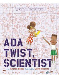 Andrea Beaty    science experiment grade 1S