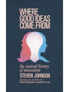 Steven Johnson    science experiment ideas