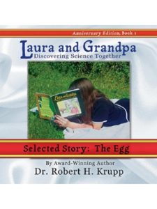 Dr. Robert Krupp   science experiments with egg