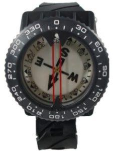 Aqua Edge scuba  depth gauges