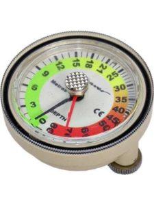 Beaver Sports scuba  depth gauges