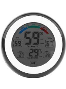 Aramox small  wall thermometers