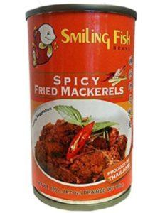 Smiling Fish fish food