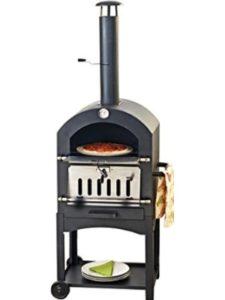 Clifford James smoker  brick ovens