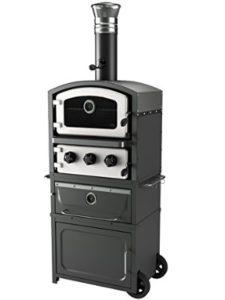 Garth Leisure smoker  brick ovens