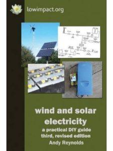 Andy Reynolds solar  electricity books