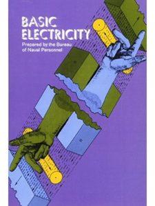 U.S. Bureau of Naval Personnel solar  electricity books