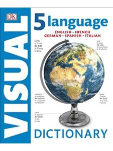 DK spanish  french dictionaries