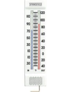 SPRINGFIELD PRECISION INST    springfield outdoor thermometers