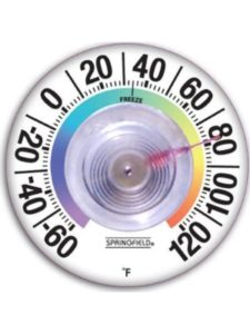 Springfield Precision    springfield outdoor thermometers