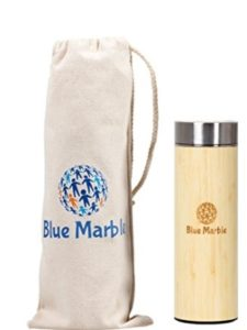 Blue Marble stainless steel water bottles
