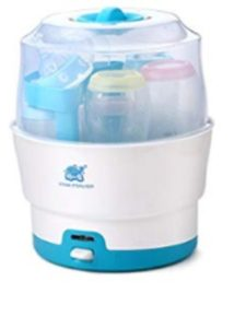 Oli sterilizer  stainless steel baby bottles