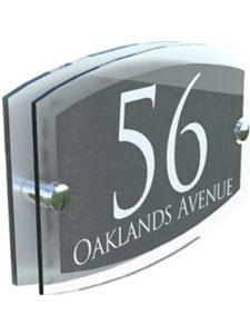 K Smart Sign Ltd    street house numbers
