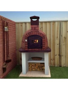 Direct Stoves style pizza  brick ovens