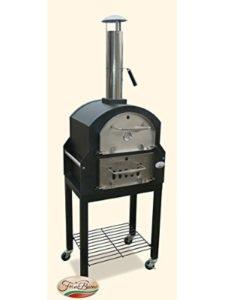 FORNO BUONO® style pizza  brick ovens