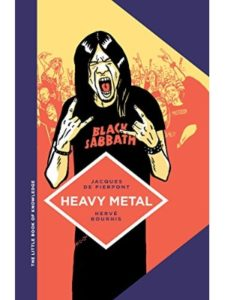 IDW subculture  heavy metals