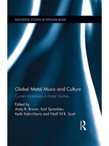 Routledge subculture  heavy metals