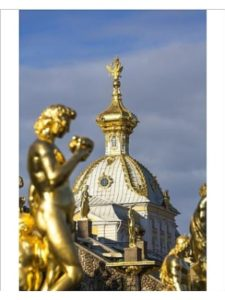 WorldInPrint summer palace  st petersburgs