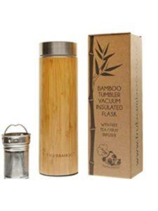 Tru Bamboo    tea thermos flasks