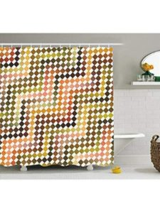 Yeuss tile shower  herringbone patterns