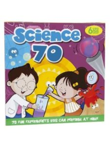 PMS topic  science experiments
