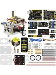 keys tutorial  ultrasonic sensors
