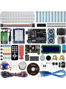 Smraza   ultrasonic sensors without microcontroller