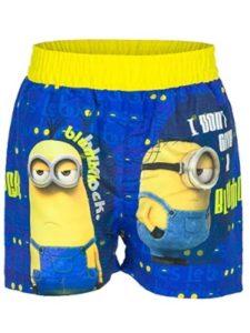 Universal Studios underwear sewing pattern  boy shorts